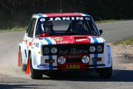 170526 Abarth Historic Rally delle Vallate Aretine 2017 M Pellegrino