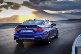 Photo Set - BMW M4 CS – San Marino Blue Metallic