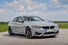 Photo Set - BMW M4 CS – Lime Rock Grey Metallic