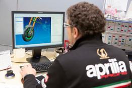 02 Aprilia Racing
