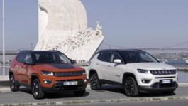 All-new Jeep Compass in Portugal Footage