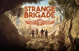 Strange Brigade Art