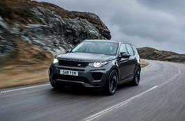 The Discovery Sport for 2018