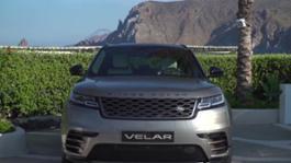 Banca Immagini Range Rover Velar