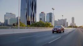 New Nissan Qashqai Dynamic B Roll Magnetic Red