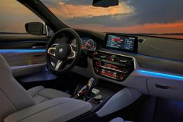 BMW 6 Series Gran Turismo, Interior