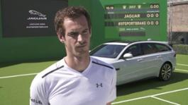 ITW Andy Murray