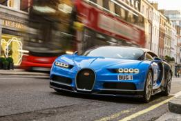 01 First Chiron customer car UK