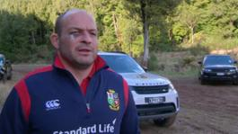 IV Rory Best