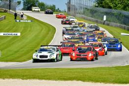 Bentley Wins Road America - 1