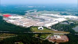 Production BMW Plant Spartanburg - Body Shop