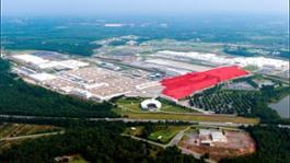 Production BMW Plant Spartanburg - Paint Shop