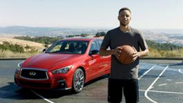 INFINITI Stephen Curry