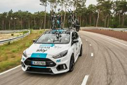Ford 2017 FOCUS RS TeamSky 11