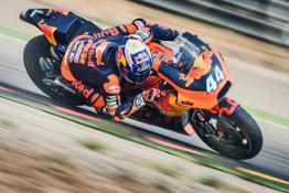 Miguel Oliveira KTM RC16 MotorLand Aragon 2017