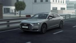 Animation Audi A8 - Audi AI traffic jam pilot