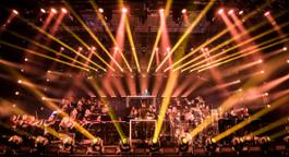 Pete Tong The Heritage Orchestra Present Ibiza Classics at the E-PACE Reveal