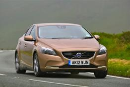 45052 The all new Volvo V40