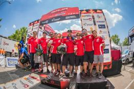 BajaAragon17 podium 2794 ps