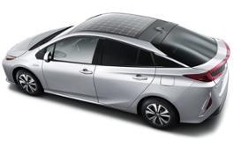 PanasonicSolar ToyotaPrius2