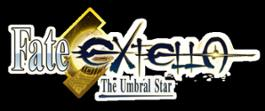 Fate EXTELLA: The Umbral Star - Logo