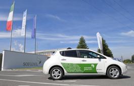Sofidel e Nissan insieme per sviluppare la mobilità sostenibile (2)