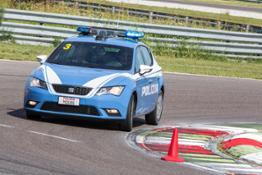 La SEAT e la Polizia di Stato impegnate in pista (10)