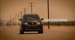 2018 Pathfinder Rear Door Alert video
