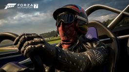 Forza7 DriverCloseUp 4K