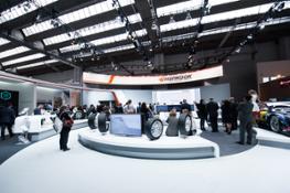 20170821 Hankook mit zukunftsweisender Reifenentwicklung auf der IAA 2017