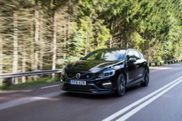 211955 Volvo V60 Polestar Model Year 2018