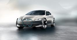 BMW i Vision Dynamics. Cut outs.