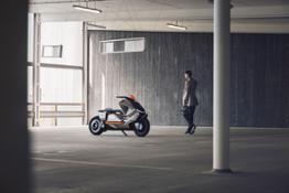 BMW Motorrad Concept Link.