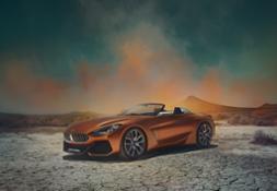 BMW Z4 Concept.