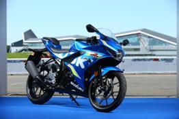 180 Suzuki GSX-R125 2018m y