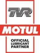 Motul cobranded logo TVR