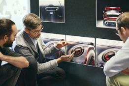 MINI John Cooper Works GP Concept. Design process
