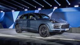 World_premiere_of_the_new_Cayenne_in_Zuffenhausen