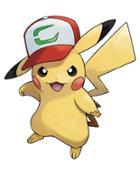 Ashs Pikachu M20