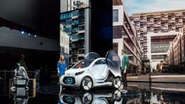 Mercedes-Benz Cars at the Frankfurt International Motor Show (IAA)