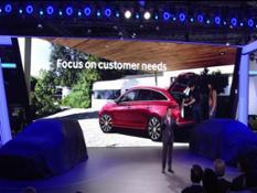 Hyundai Motor Press Conference at 2017 Frankfurt Motor Show