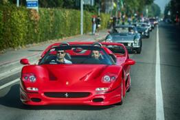 70 anni Ferrari: Parata Modena e Museo Enzo Ferrari