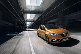 21195089 2017 New Renault MEGANE R S