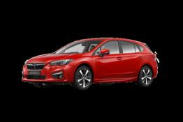 The all-new Impreza
