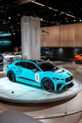 Jaguar I-PACE eTROPHY at IAA