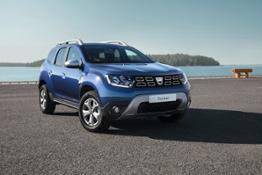 21195001 2017 New Dacia DUSTER