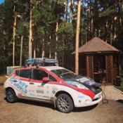 426204435 Plug In Adventures becomes first team to complete epic Mongol Rally