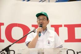 Il CEO Hachigo visita Honda Italia (11)
