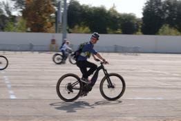 Test prova e-bike nelle aree demo di CosmoBike Show 2017