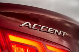 48795 HYUNDAI S U S DEBUT OF ALL NEW ACCENT AT ORANGE COUNTY INTERNATIONAL AUTO
